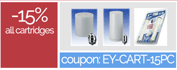 -15% on all cartridges use coupon: EY-CART-15PC