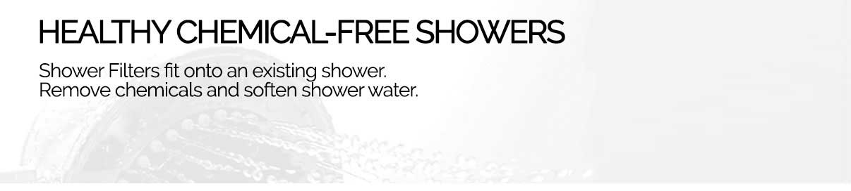 10% Discount on Healthy Chemical Free Shower Filters