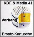 Patentiertes KDF und Media 41-Filtersystem