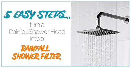 how to stop an itchy scalp with a shower filter