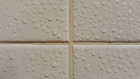 5 home hacks to get white marks off shower tiles