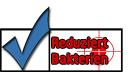 Bakterienreduzierung